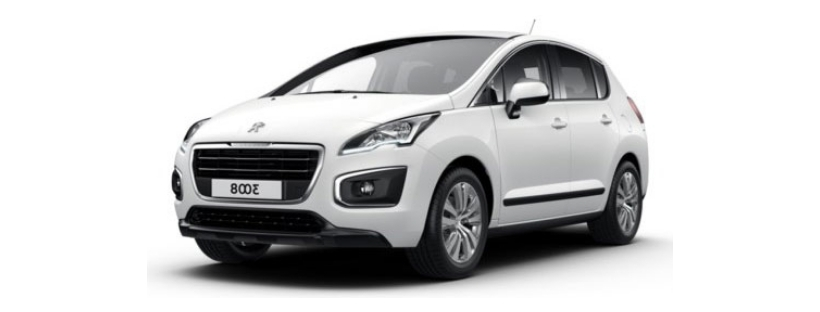 Peugeot 3008 Diesel Automatic (or similar)